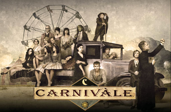 "HBO's Carnivale: ""How would you like a career in show business ..."