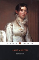 But, I think Persuasion is a better written novel. Anne Elliot is a gem of a main character.